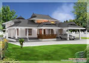 traditional house designs traditional style kerala home naalukettu with nadumuttom
