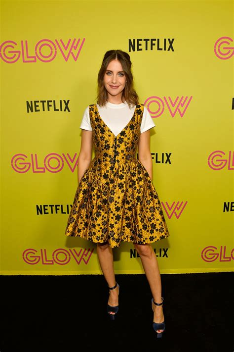 alison brie emmy nominations betty gilpin and alison brie at netflix s quot glow