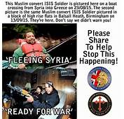 Refugees Welcome Supporters Fight Anti Migrant Memes With