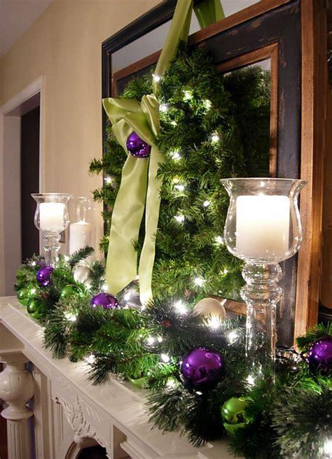 Festive Christmas Mantel Decorating Idea In My Own Style | festive christmas mantel decorating idea in my own style
