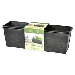 indooroutdoor herb grow kit smith hawken grow kit