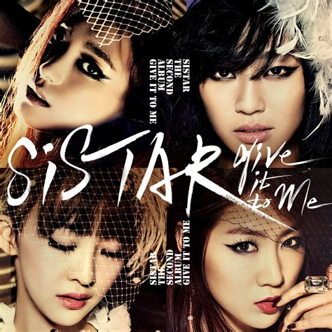 album sistar give it to me vol 2