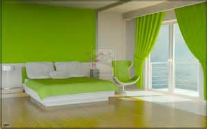 decor bedroom colours pictures green