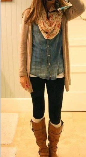 Blouse Denim 3671 17 best ideas about layering clothes on