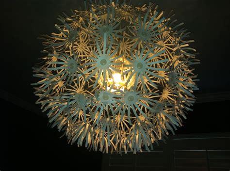 Maskros Pendant L by Flower Chandelier Ps Maskros Pendant L
