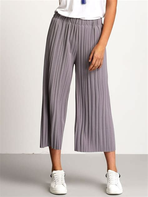 Pleated Pant by Pleated Out Of Style Pi