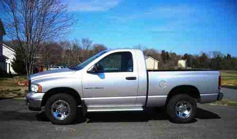 find used 2004 dodge ram 1500 4x4 5 7liter hemi 8 cylinder engine w air conditioning in sussex find used 2004 dodge ram 1500 2 dr slt 4x4 in port royal virginia united states