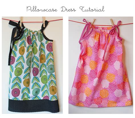 Pillow Dress Tutorial by Pillowcase Dress And Mens Shirt Dress Diy