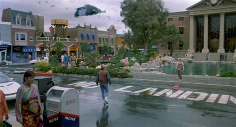 hill valley design what are some of sci fi s top ten futuristic cities