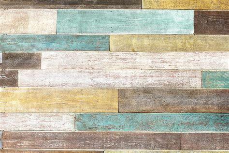 imagenes vintage en madera tablones de madera coloridos vintage foto de stock