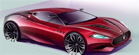 maserati concept concept car maserati grancorsa concept motorbox