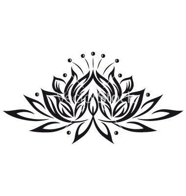 lotus tattoo vector 101 best tattoo ideas images on pinterest