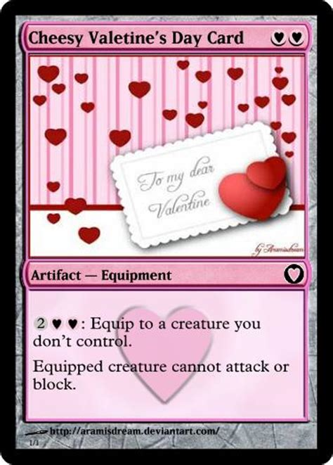 cheesy valentines day cheesy s day card by lord stalker on