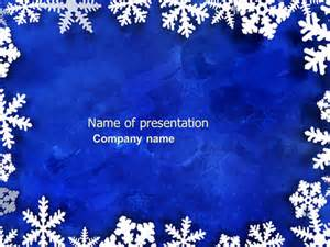 winter templates winter theme presentation template for powerpoint and