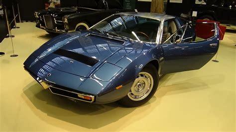 maserati bora interior 1973 maserati bora 4 7 exterior and interior classic