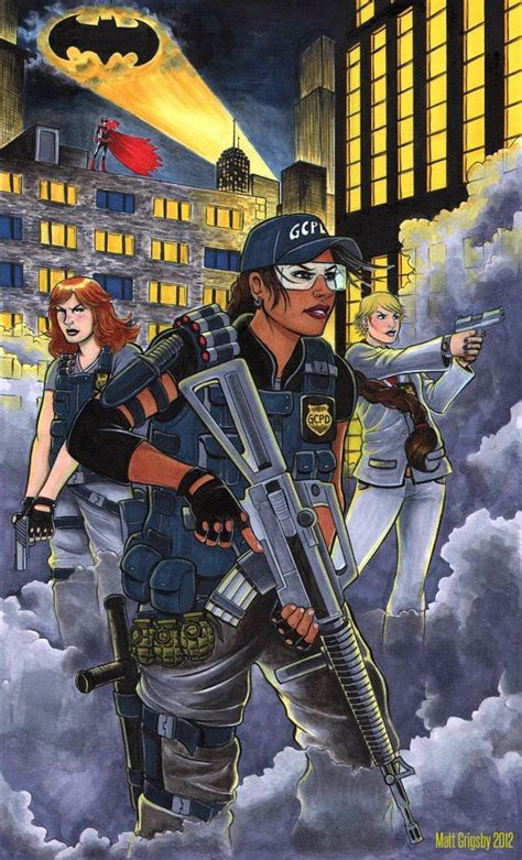 Kaos Gcpd Gotham City Heroes 119 best we can be heroes images on comic book