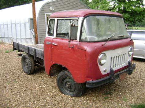 Jeep Pto 1957 Willys Jeep Fc 150 4x4 Fc150 Kaiser With Pto
