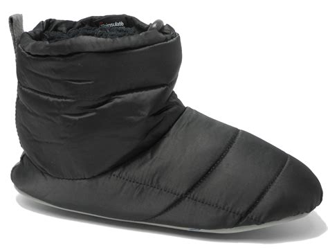 thermal slippers mens mens bedroom athletics thermal insulated thinsulate fur