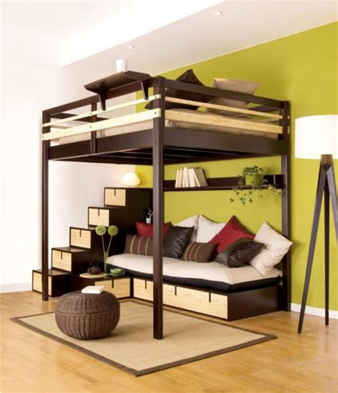 fancy bunk beds fancy loft bed by espace loggia