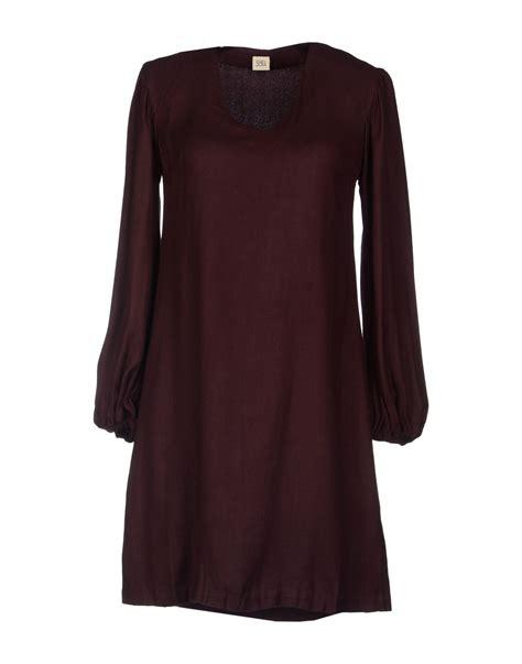 Sale Dress Import 6251 Purple siyu dress in purple purple lyst