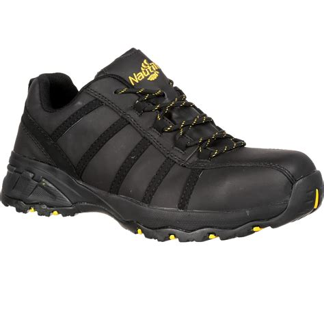 athletic toe shoes nautilus composite toe locut athletic work shoes n1706