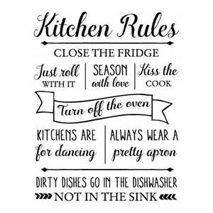 Nautical Themed Bathroom Ideas by Kitchen Rules Wall Quotes Decal Wallquotes Com