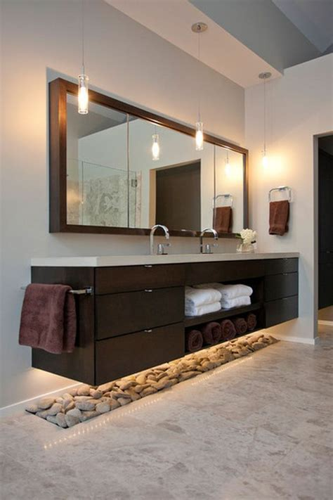 Best 25  Floating bathroom vanities ideas on Pinterest   Modern marble bathroom, Large frameless