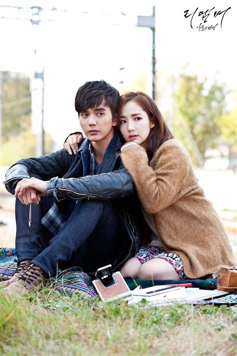 bioskop keren remember war of the son behind the scenes photo of yoo seung ho and park min young