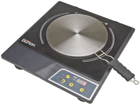 induction cooking plate ambiano max burton 6015 portable induction stove interface disk