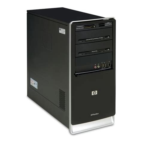 Used Desk Top Computers Hp Pavilion A6742d Refurbished Desktop Computer Hp Pavilion Desktop Computer