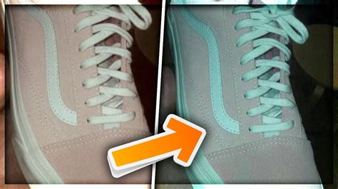 what color is white is the shoe blue and white or pink and white which