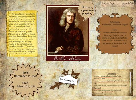 isaac newton biography with photo the biography of isaac newton