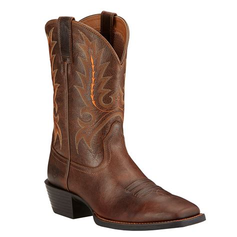 allens boots s ariat boots sport outfitter