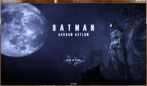 batman games full version free download batman arkham asylum full free download
