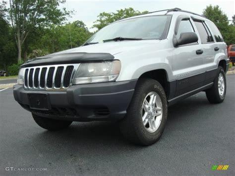 2000 silverstone metallic jeep grand laredo 4x4 51134011 gtcarlot car color