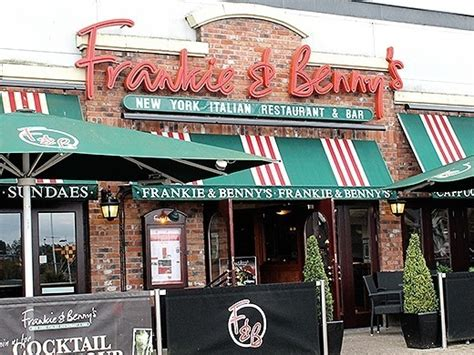 Frankie And Bennys Gift Card - the mall cribbs causeway frankie benny s cribbs causeway