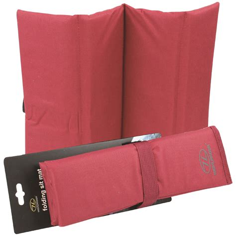 folding mats uk highlander folding sit mat miscellaneous accessories