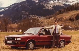 sweet memories our drive with the 5 cylinder audi 80 5e