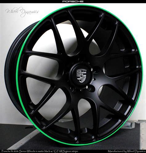 Wheels Porsche Gt Hitam Black pic of the day 996 turbo 808 series wheels rennlist porsche discussion forums
