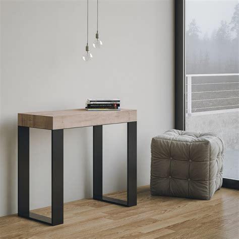 tavolo consol tavolo consolle allungabile tecno allungabile sino a cm