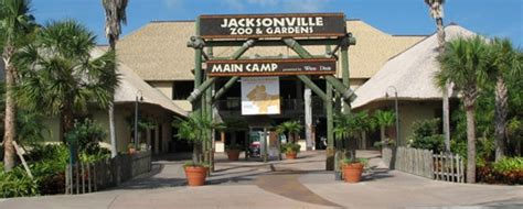 Jacksonville Zoo And Gardens Jacksonville Fl by Popular Attractions City Of Jacksonville