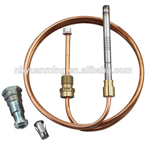 24 inch replacement thermocouple for gas furnaces boilers