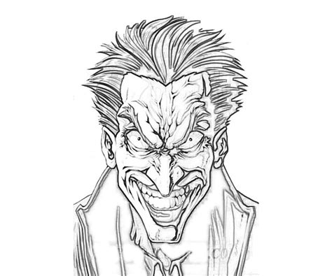 printable coloring pages joker free batman joker coloring pages