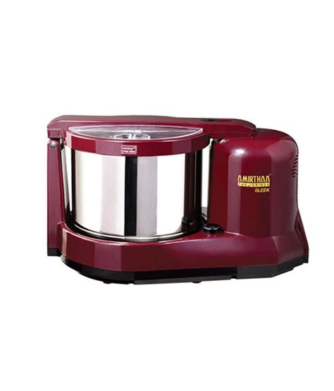 amirthaa sleek table top grinder available at snapdeal