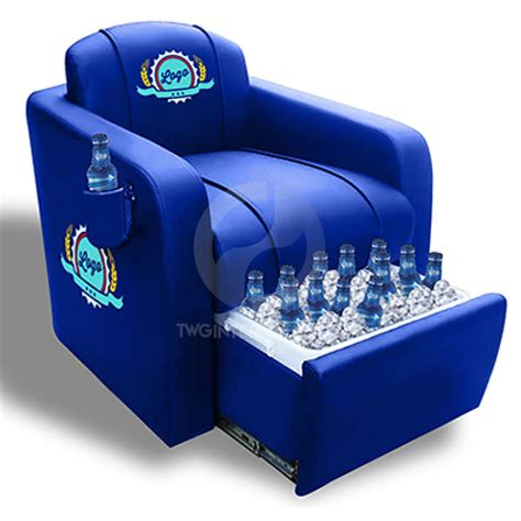 bud light recliner with cooler bud light leather chair with cooler chair design ideas
