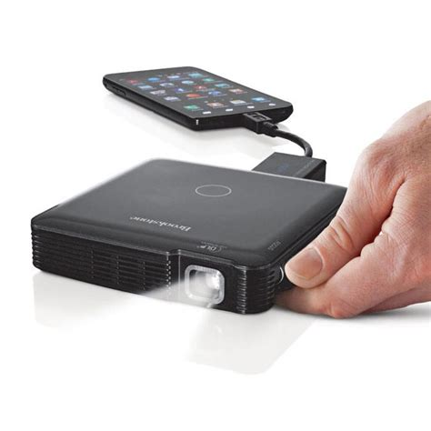 Proyektor Hd Hd 1080p Hdmi Wall Pocket Projector Coolpile