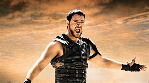 gladiator film russell crowe russell crowe movie quotes quotesgram