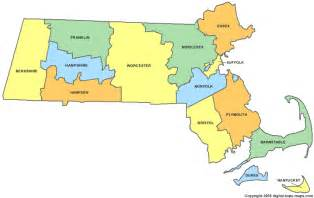 Map Massachusetts by Massachusetts County Map Ma Counties Map Of Massachusetts