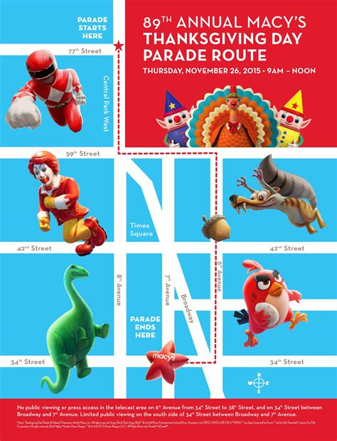 new year parade nyc 2015 map nyc macy s thanksgiving day parade route map more