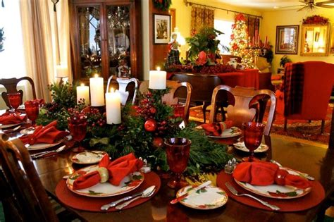 christmas table settings 40 christmas table decors ideas to inspire your pinterest
